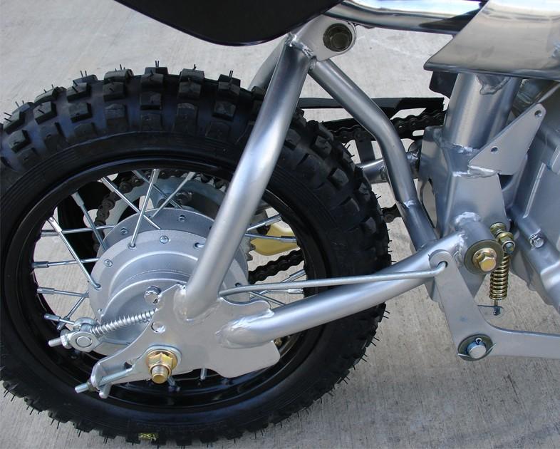 Apollo-21 70cc Semi-auto Dirtbike – Dynamo Motorsports